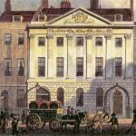 1830 facade