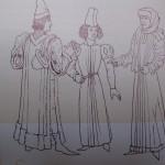 Medieval Trade Guild Members
