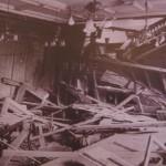 WW11 bomb damage